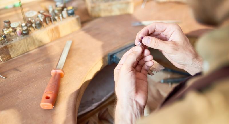 metode curatare bijuterii argint